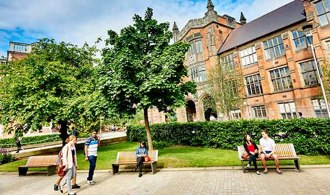 Newcastle University declares a climate emergency